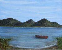 Rowingboat, the Lochs, Lewis